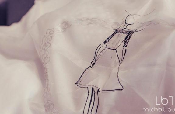rysunek żurnalowy